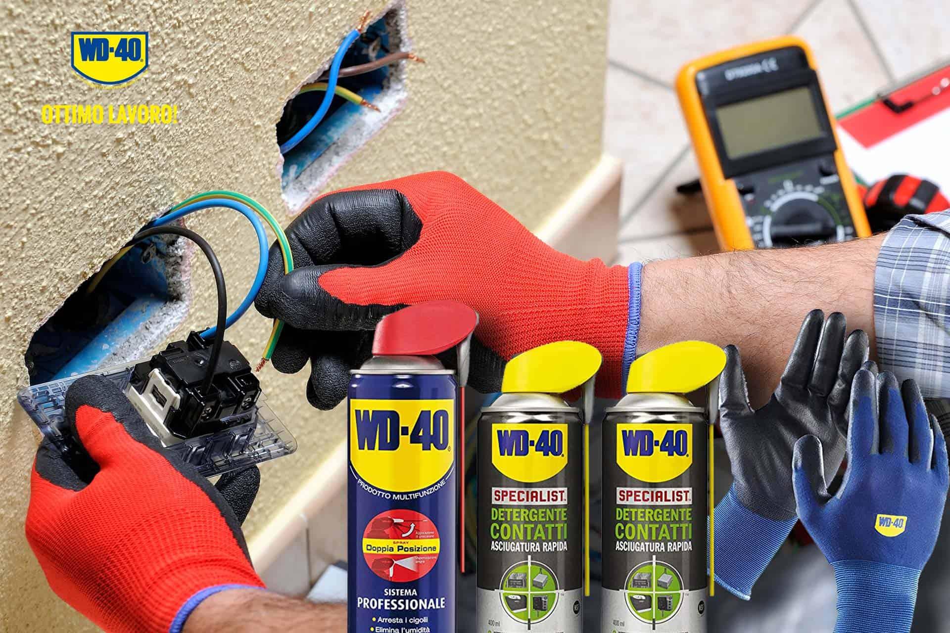 manutenzione impianto elettrico di casa