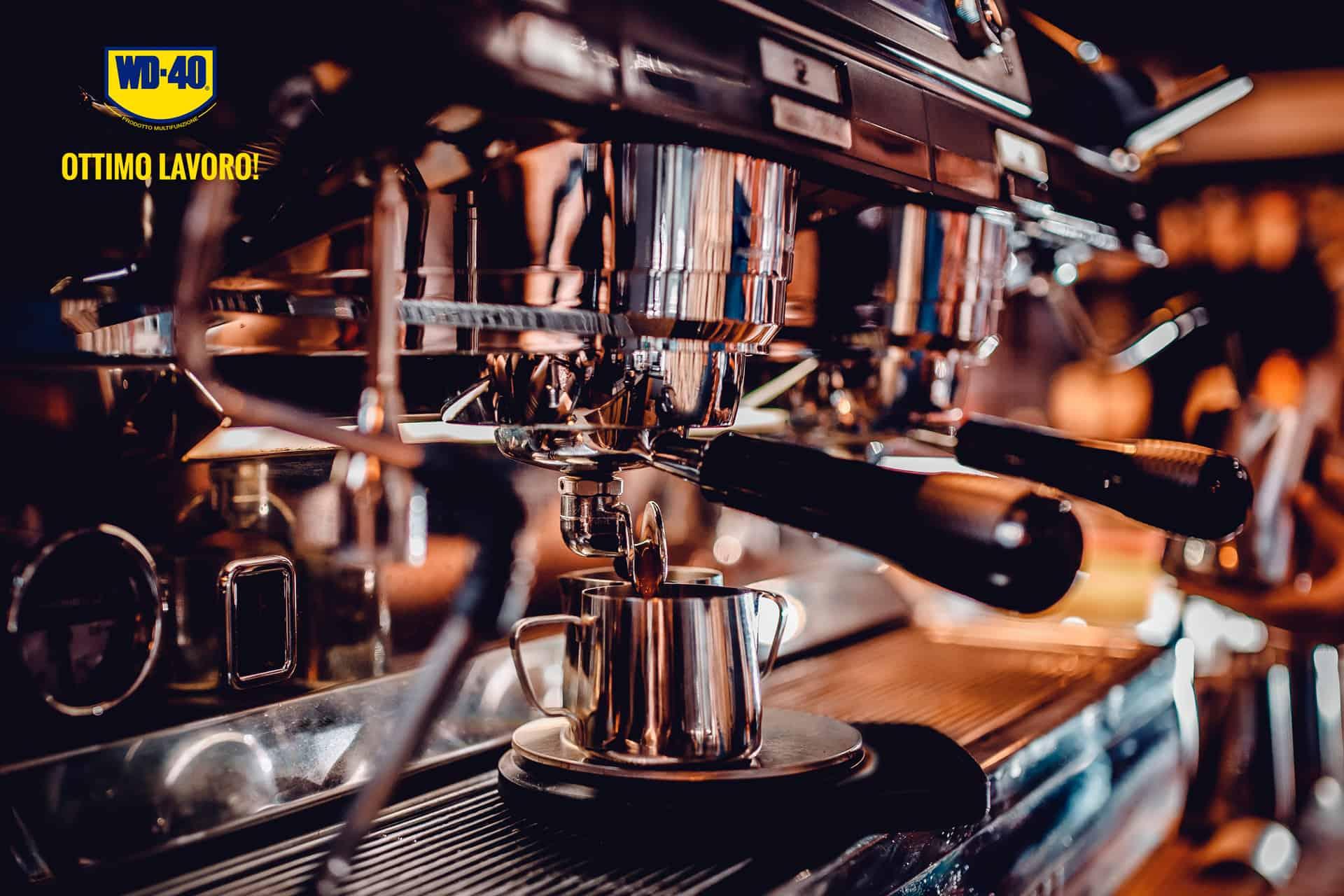 come togliere macchie di caffè