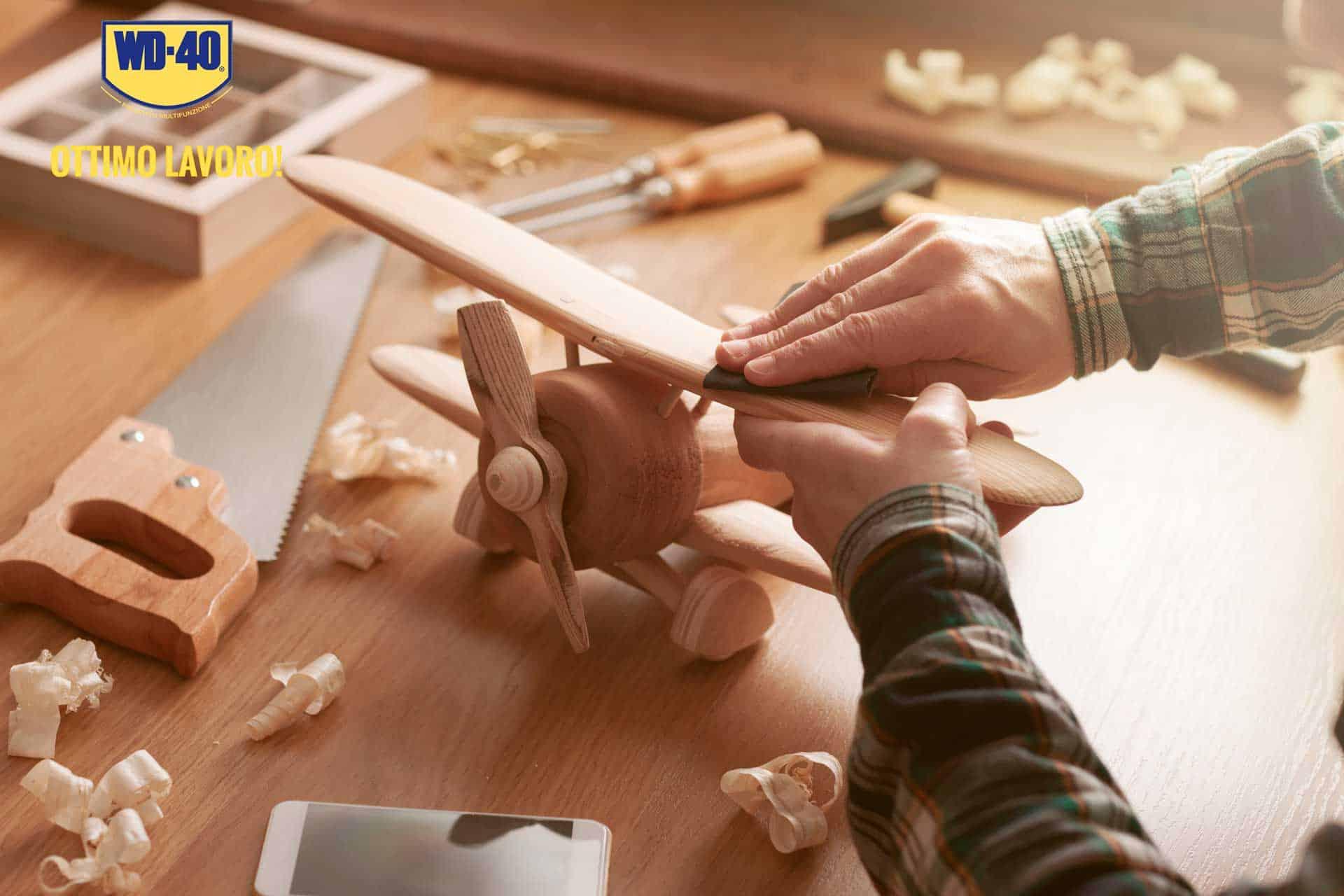 costruire giochi in legno