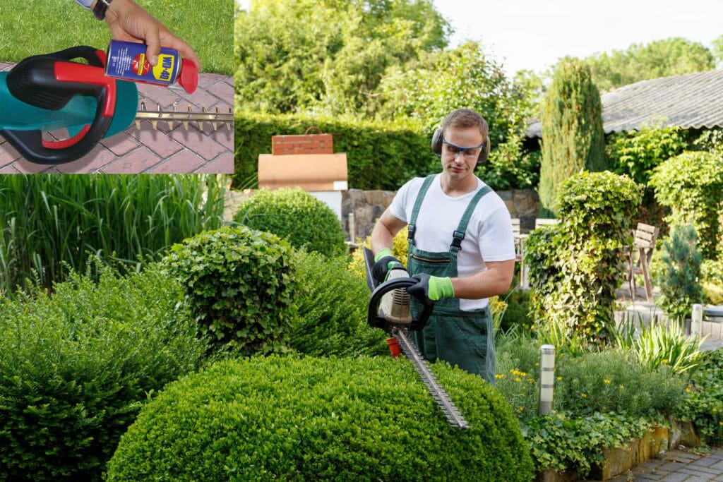 WD-40 Multifunzione, il prodotto perfetto per gli attrezzi da giardino!